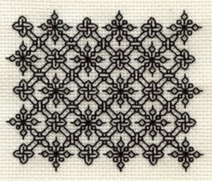A_Lattice_of_Knotwork