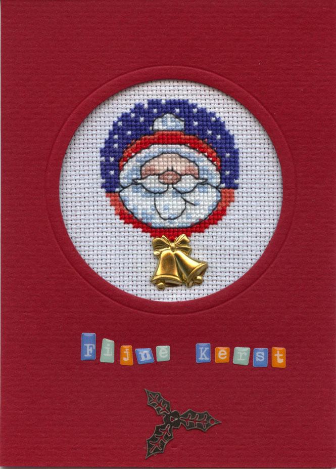 Kerstkaarten 2005   Real Men Stitch and Sew