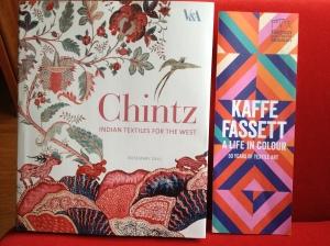 Boek V&A Chintz