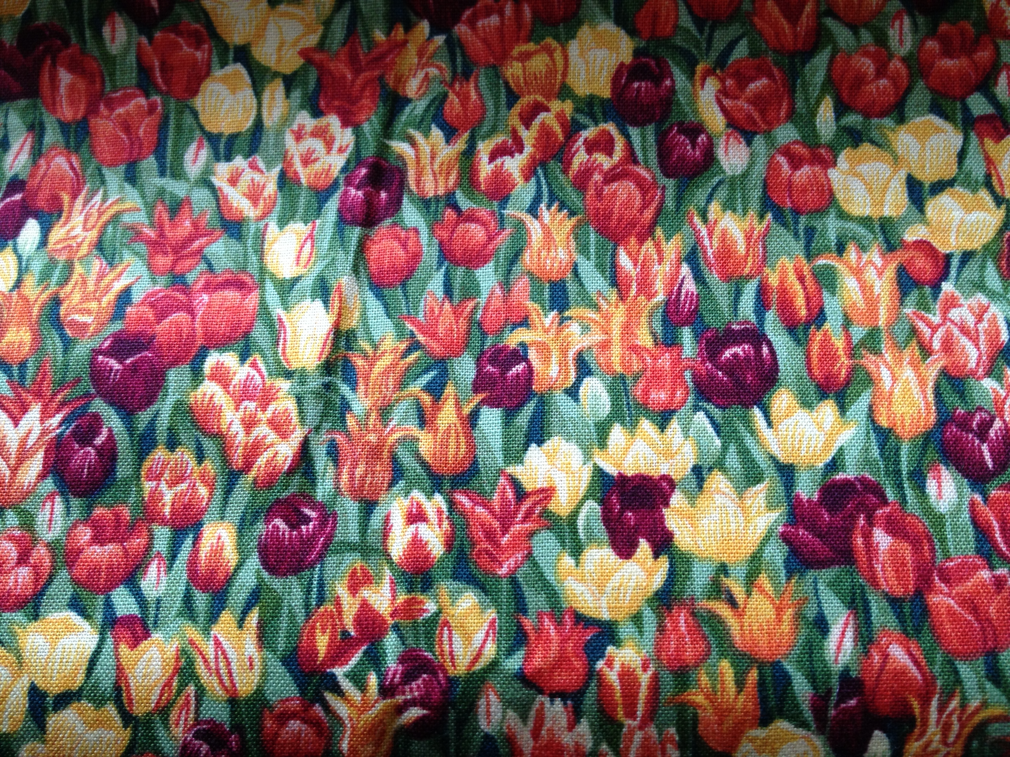 Tulpenquilt Real Men Stitch And Sew
