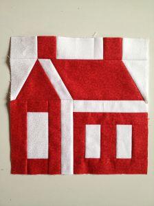 Schoolhouse blok voor Wil