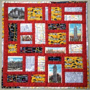 New York quilt