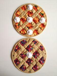 Twee taarten