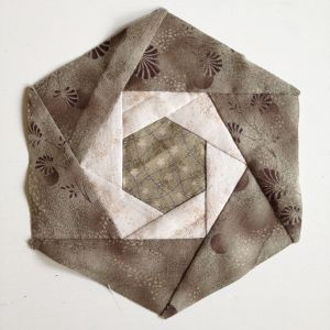 Hexagon blok