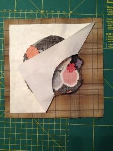 Verwijderen freezerpaper