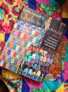 Quilt in Morocco