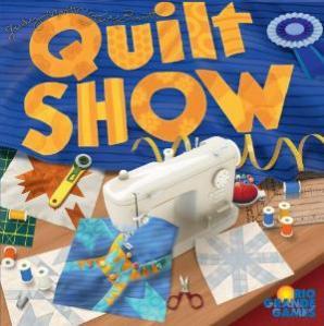 Bordspel Quiltshow