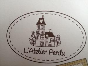 Logo l'Atelier Perdu deel 3