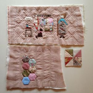 Tussenstand Quilt me Club