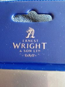 Ernest Wright & Son logo