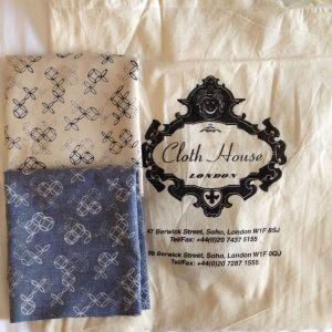 Stoffen van The Cloth House