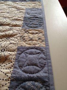 Quiltpatroon sashiko