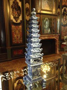Delfts Blauw torenvaas