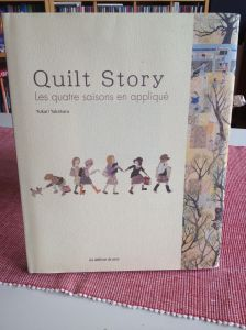 Boek Quilt Story