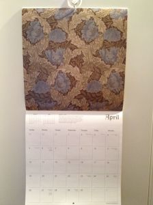 William Morris kalender