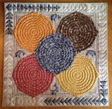 Koi Vijver quilt