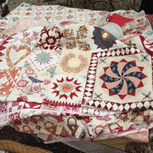Quilts Betty Prins