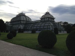 Palmenhuis Schönbrunn