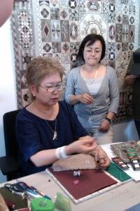 Workshop Yoko Saito