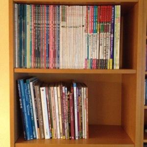 Collectie Japanse boeken + magazines