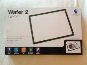 Daylight Wafer 2 Lightbox